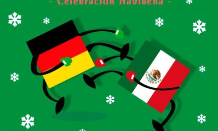 Celebración de Navidad – México vs Alemania