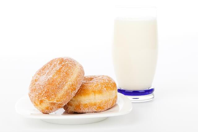 Receta de Berliner - con leche