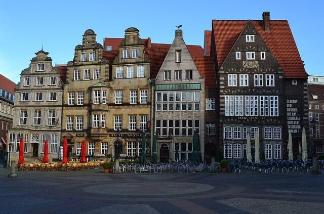 Bremen - ciudades principales de Alemania