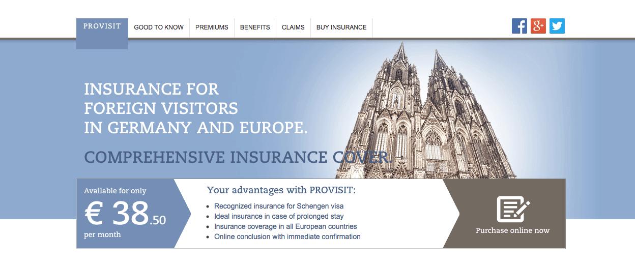 seguro medico en alemania - provisit