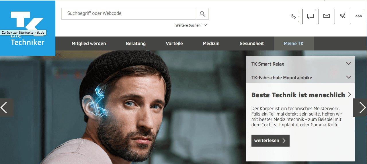seguro medico en alemania - tk