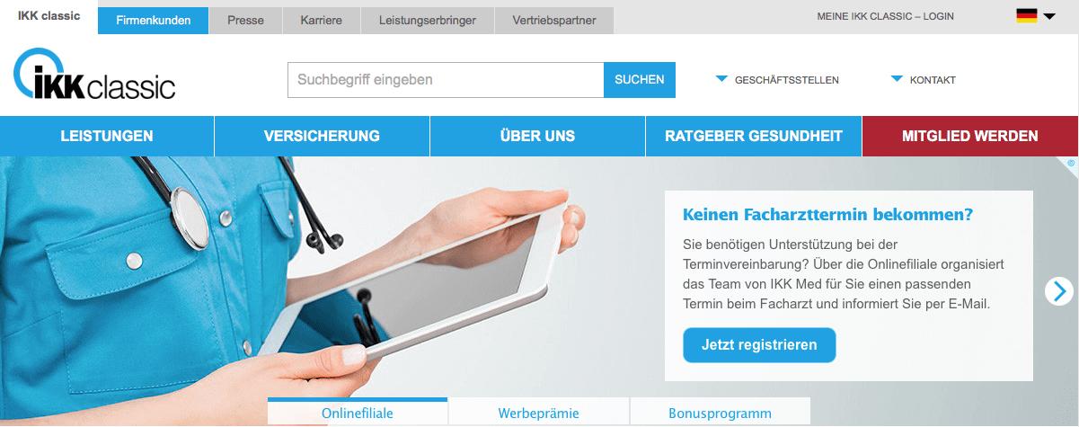 seguro medico en alemania - ikk