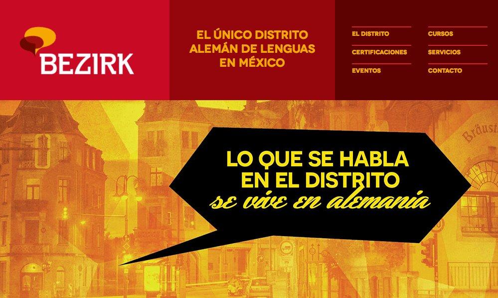 EscuelasparaaprenderalemanenMexico-Bezirk