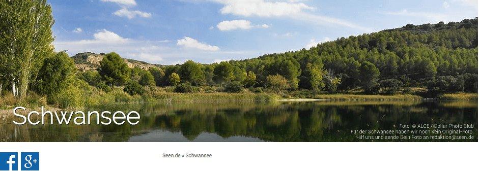 LagosenAlemania-Schwansee