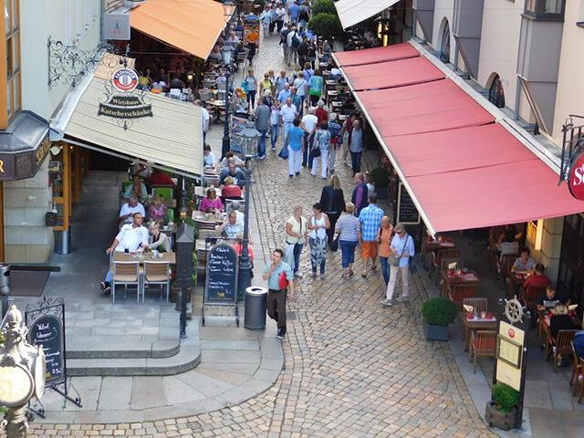 ViajarenDresden-Restaurantes