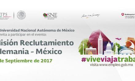 Misión de Reclutamiento Alemania-México
