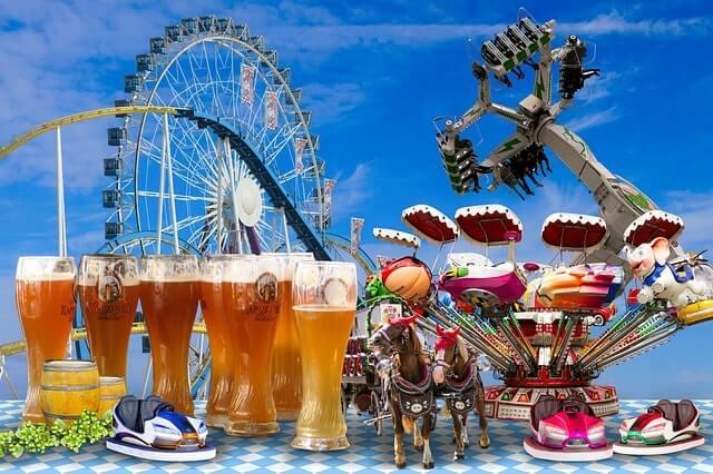 Eventos y Festivales de Octubre en Alemania - Oktoberfeste