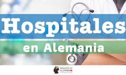 Hospitales en Alemania