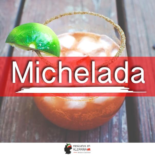 Receta de Michelada