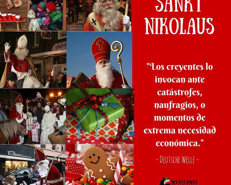 Nikolaustag – Día de San Nicolás en Alemania