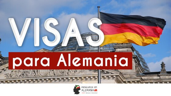 Visas para Alemania