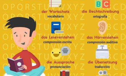 Vocabulario en alemán – el idioma
