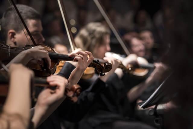 Música en Alemania - Orquestas principales