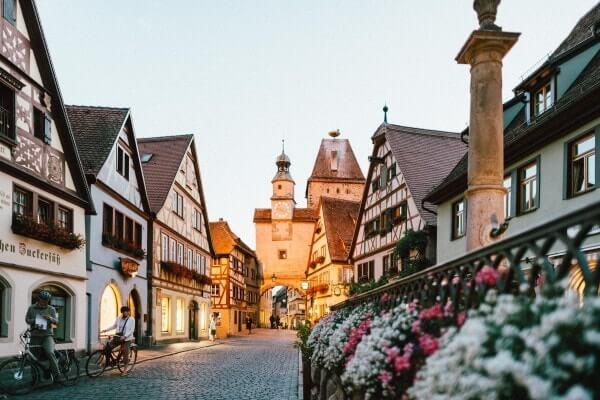 Lugares para viajar en invierno en Alemania