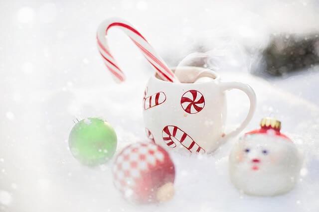 bebidas navideñas