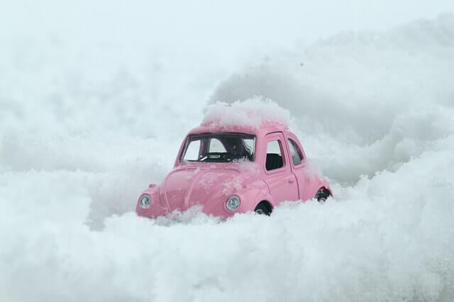 Preparar tu coche para el invierno en Alemania - Que hacer en caso de emergencia