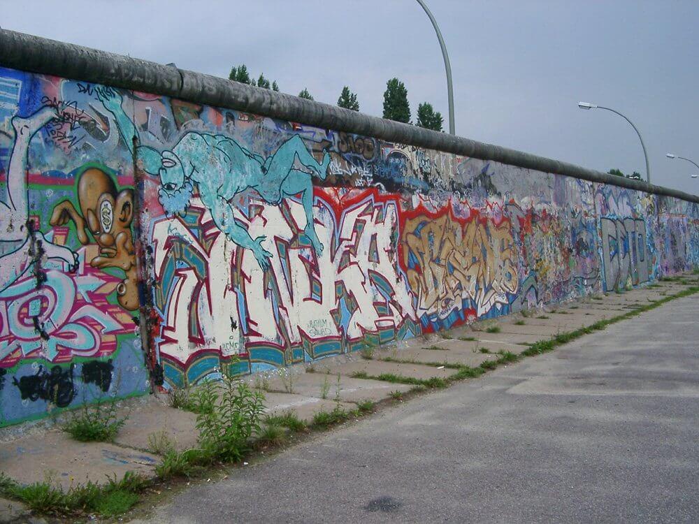 caida del Muro - muro de Berlin