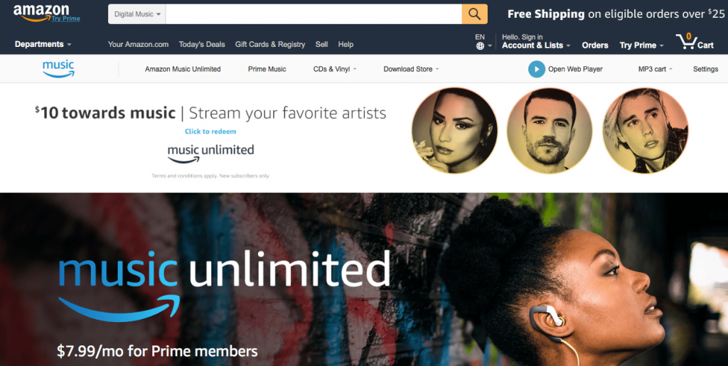 cantantes y grupos musicales alemanes - amazon music unlimited