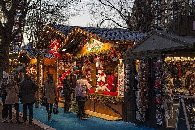 Cosas que hacer en el invierno en Alemania - mercados navidenos
