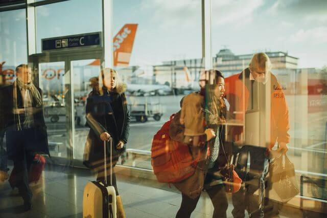 derechos al viajar