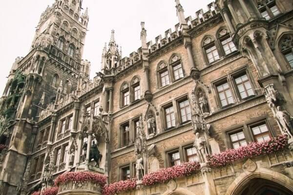 dialectos en Alemania - hochdeutsch
