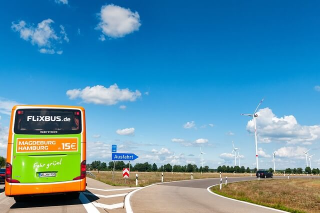 AutobusenAlemania-Flixbus