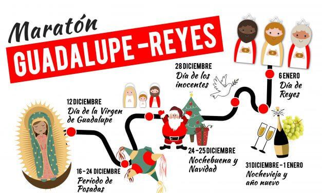 Maratón Guadalupe-Reyes