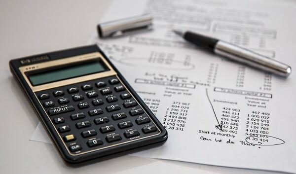 impuesto sobre la renta calculos