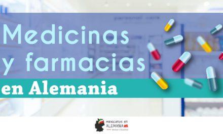 Medicinas y Farmacias en Alemania