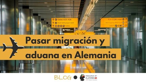 migración y aduana - portada