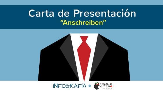 portada carta de presentacion para la solicitud de trabajo