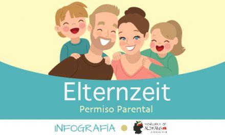 Permiso y ayuda de paternidad – Elternzeit & Elterngeld