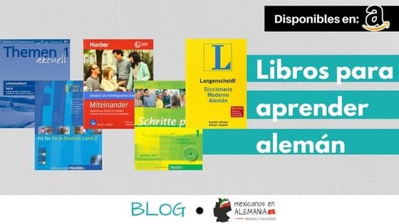 portada libros para aprender alemán
