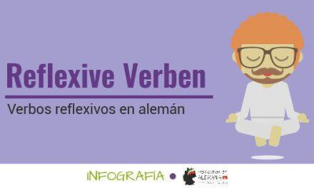 Verbos reflexivos en alemán – reflexive Verben