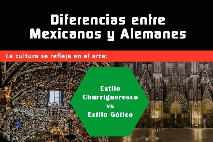 Diferentcias entre alemanes y mexicanos