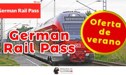 German Rail Pass: Tu pase a Alemania y Europa