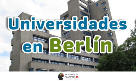 Universidades en Berlín