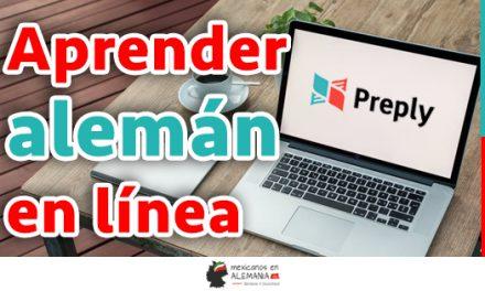 Aprender alemán en línea
