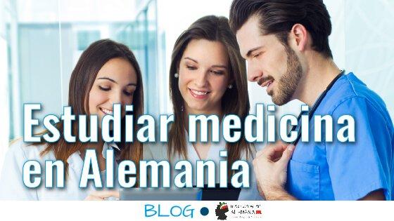 estudiar medicina en alemania - portada