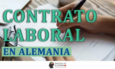 ¿Qué debe tener el contrato laboral en Alemania?