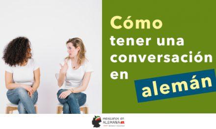 Cómo tener una conversación en alemán