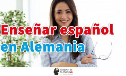Enseñar español en Alemania