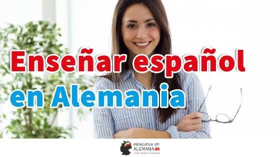 Enseñar Español En Alemania Guía Para Trabajar Como Profesor