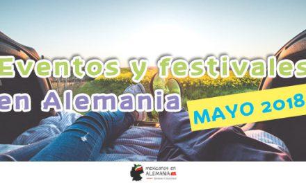 Eventos y Festivales de Mayo en Alemania