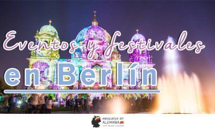 Eventos y festivales de Berlín