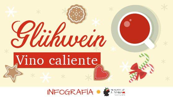 Receta de Glühwein o vino caliente