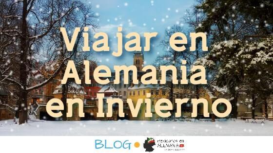 Viajar en Alemania en Invierno - Portada
