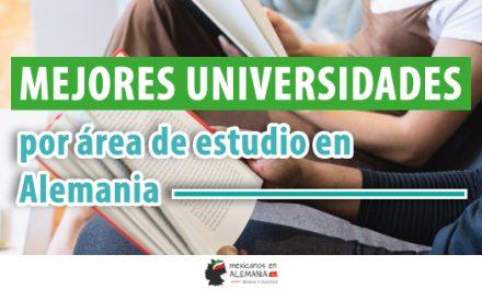 Las 5 mejores universidades para estudiar en Alemania por área de estudio