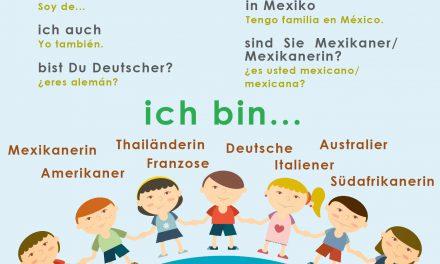 Vocabulario: Nacionalidades