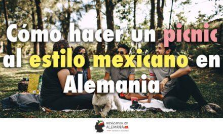 Cómo hacer un picnic al estilo mexicano en Alemania